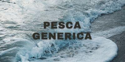 PESCA GENERICA